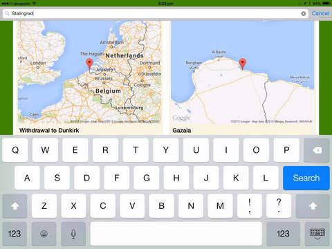WW2 Daily iPad Screenshot 2