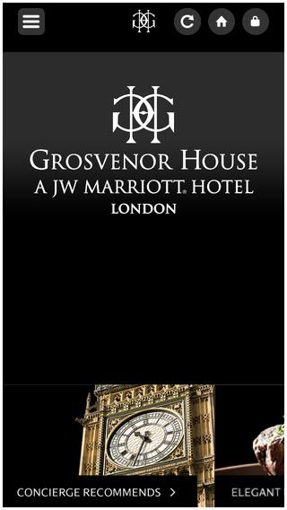 Grosvenor House London Concierge JW Marriott