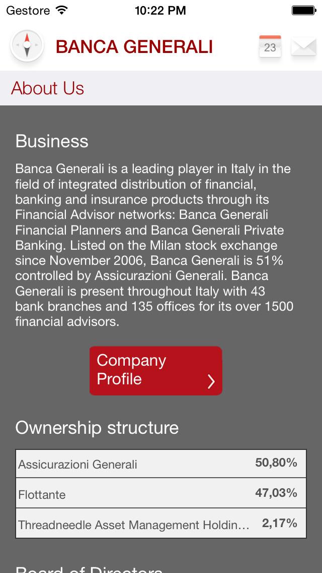 Banca Generali Investor App