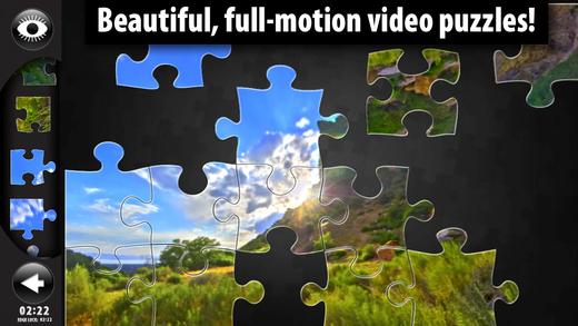 Vibrant Landscapes Living Jigsaw Puzzles Puzzle Stretch
