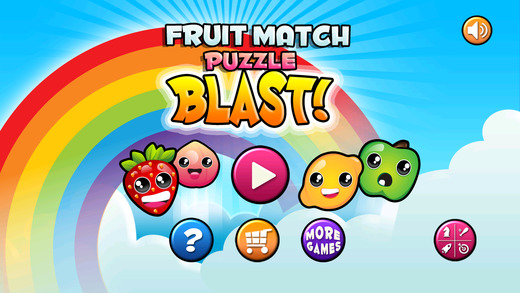 Fruit Match Puzzle Blast Free - Fun Fruits Link And Connect Game