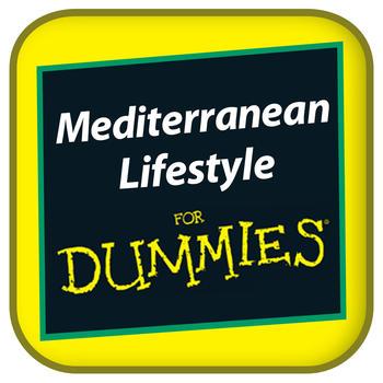 Mediterranean LifeStyle For Dummies LOGO-APP點子