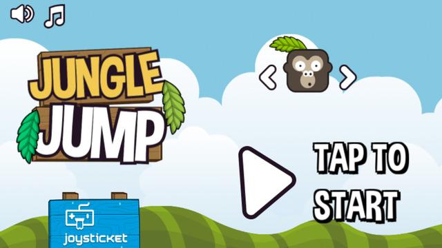 Jungle Jump: Animal Challenge