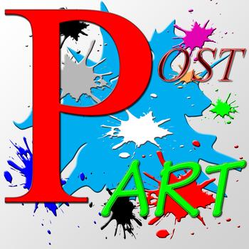 PostART LOGO-APP點子