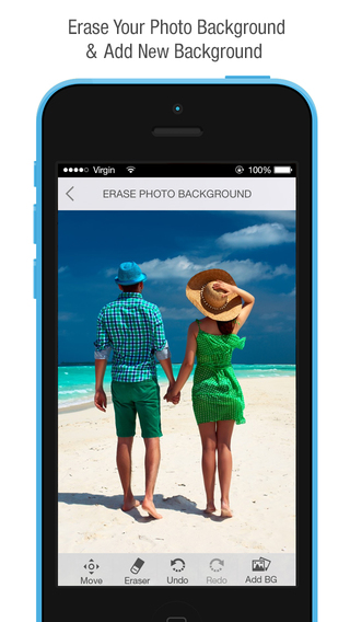 Photo Eraser Change Background of Pictures add Texting to your Images