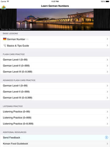 免費下載教育APP|German Numbers, Fast! (for trips to Germany) app開箱文|APP開箱王