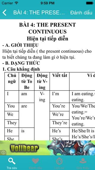 Sổ tay ngữ pháp tiếng anh