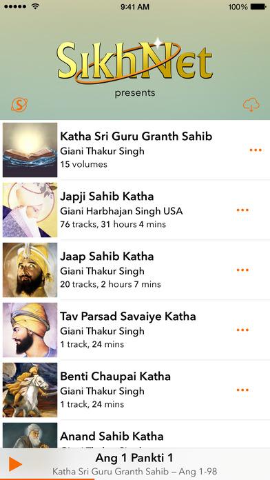 download Katha Sri Guru Granth Sahib by SikhNet apps 0