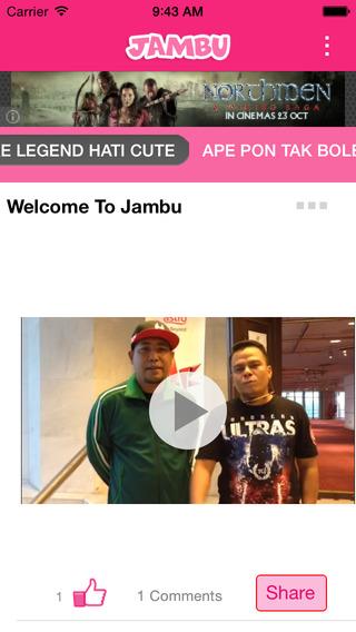 JAMBU – Muke Legend Tapi Hati Kiut