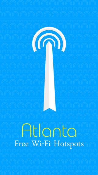 Atlanta Free Wi-Fi Hotspots