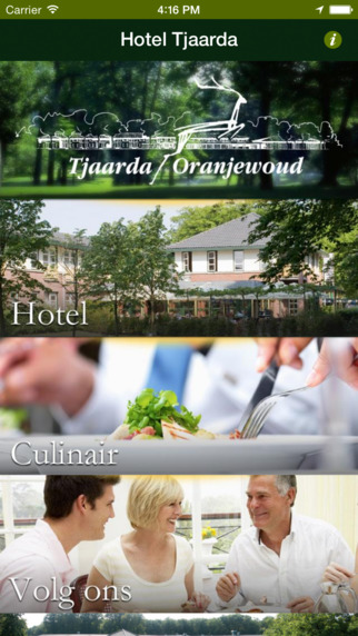 Hotel Tjaarda