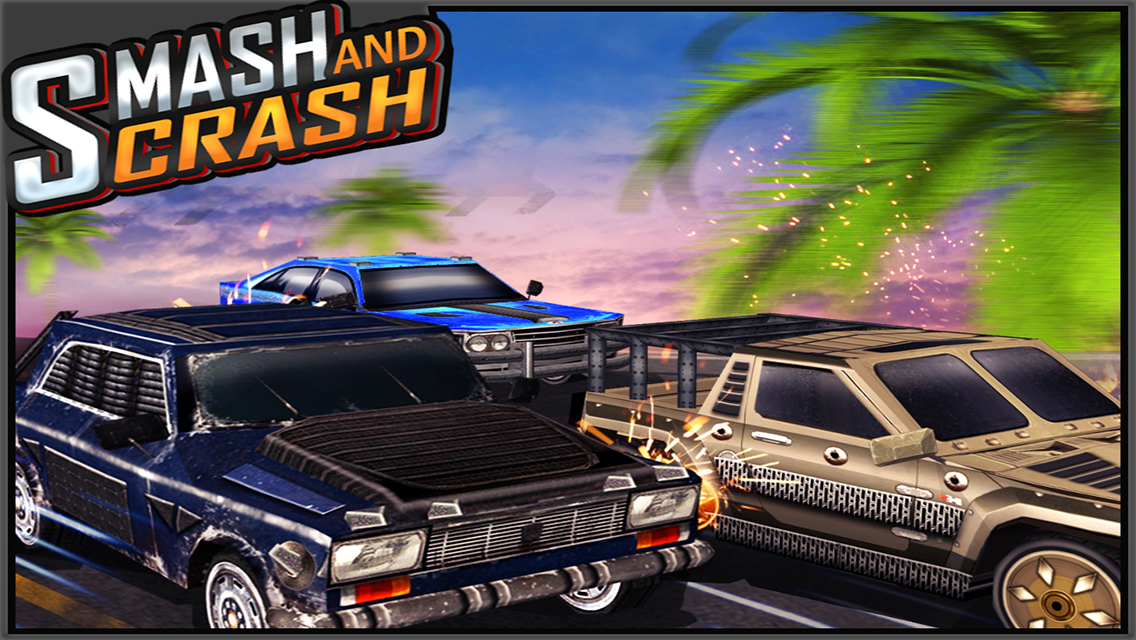 crash car racing games