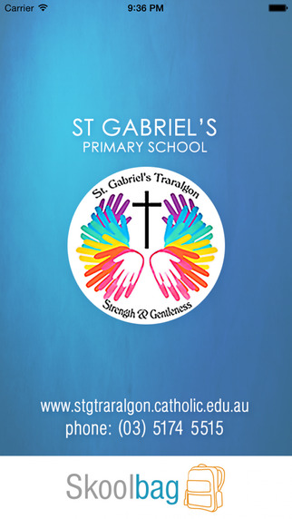 St Gabriels Primary School Traralgon West - Skoolbag