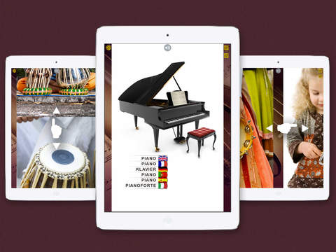 Instruments 360 iPad Screenshot 3