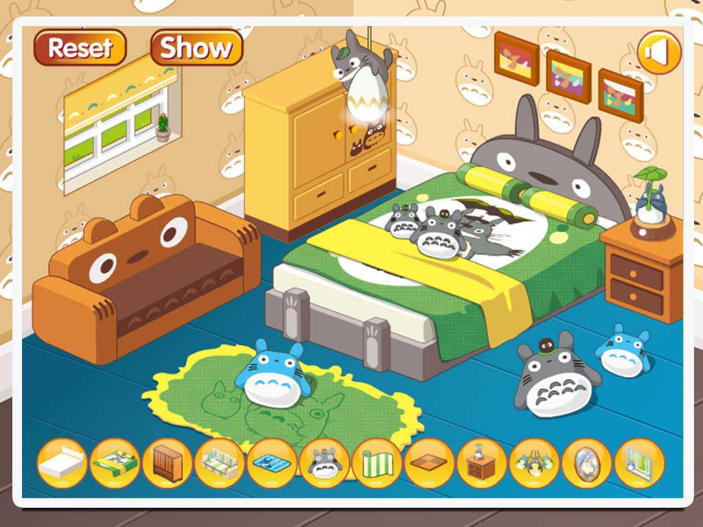 App shopper baby bedroom design games for Baby bedroom decoration games