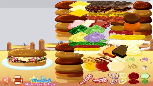 玩免費遊戲APP 下載Supreme Sandwich Maker app不用錢 硬是要APP
