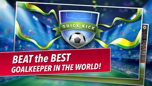 Quick Kick: The Best Penalty Shooting Football Gam