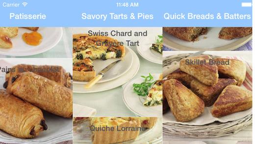 Baking - Breads Cookies Cookbook
