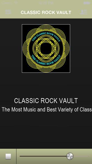 CLASSIC ROCK VAULT