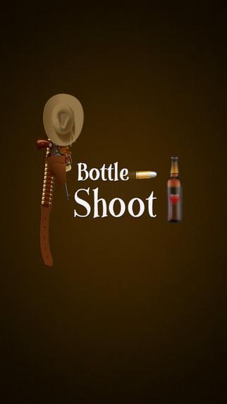 Cocaine Cowboys Shoot Bottle