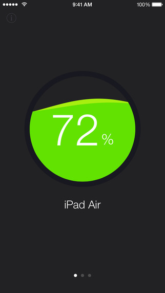 Battery Status - Monitor the battery levels of all your devices in one place