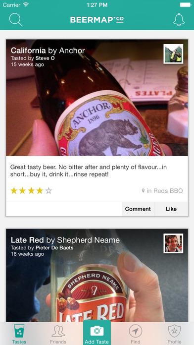 BeerMap iPhone Screenshot 1