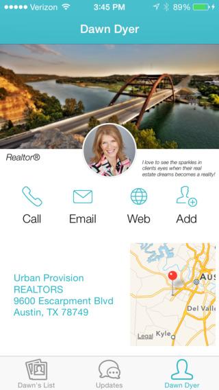 Dawn Dyer - Urban Provision Realtors Austin Real Estate