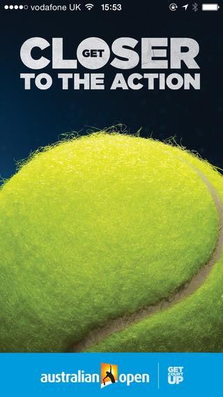 Australian Open Tennis Championships 2015