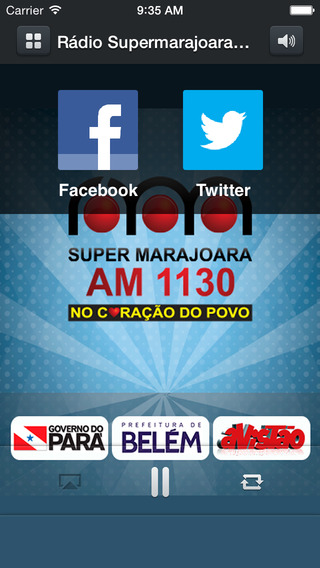 Rádio Supermarajoara AM 1013