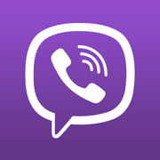 Viber mobile app icon