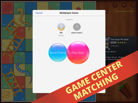 Screenshots for Snake and Ladder HD