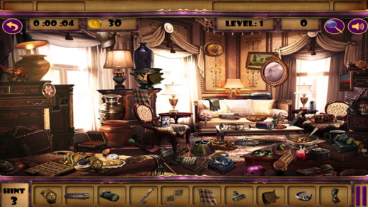 My Father's Hotel Hidden Objects