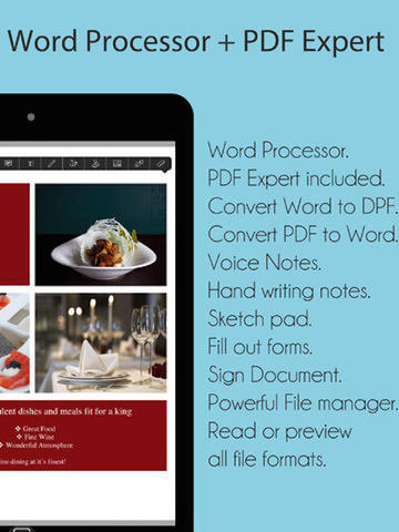 Offline Office Lite - for Microsoft Office Word edition