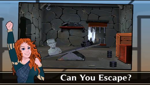 Adventure Escape: The Scottish Castle Mystery Room Door Floors Puzzle Challenge