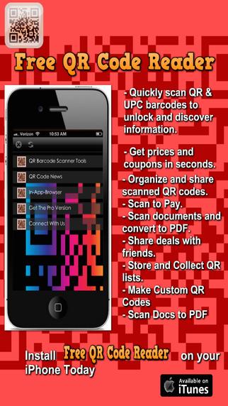Free QR Barcode Reader: Your Pocket QR Code Reader