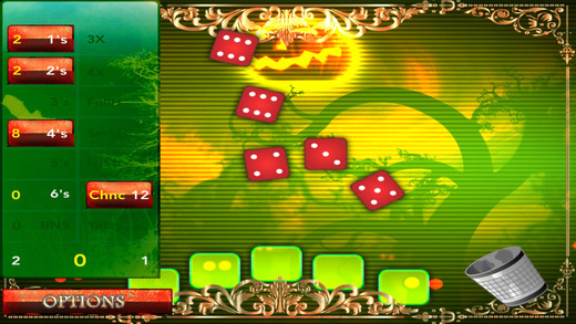 Aaah 3D Halloween Dice Craps Master Yatzy - Roller Simulator Casino Lite