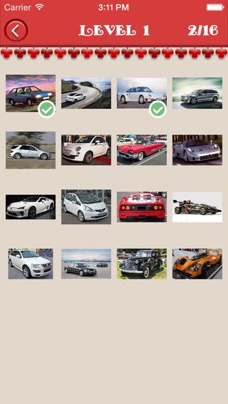 Guess The Car Quiz