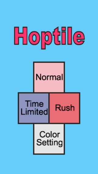 Hoptiles: Tap and Swipe the Tiles