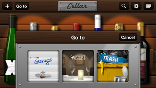 Cellar - manage your wine collection in style screenshot