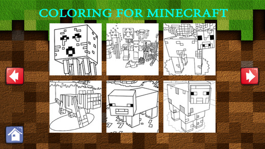 Color Kids Game for Minecraft