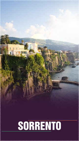 Sorrento Offline Travel Guide