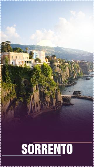 Sorrento Offline Travel Guide