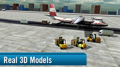 《飞机货运卡车 sim 3d》免费下载-多多苹果商店