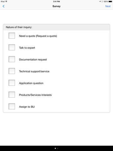 Screenshots for Intelligent LEADS Lite