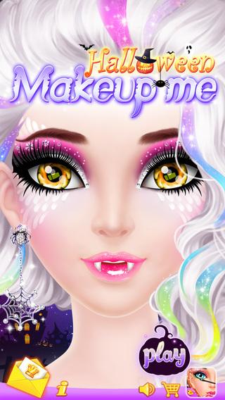 Make-Up Me: Halloween