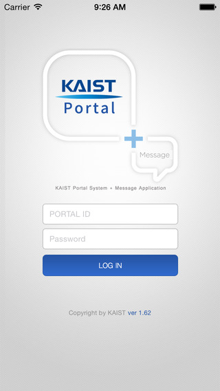 KAIST Portal