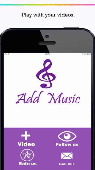 InstaMixer Audio Video Merge: Add Background Music To Videos
