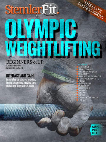 Stemlerfit Olympic Weightlifting