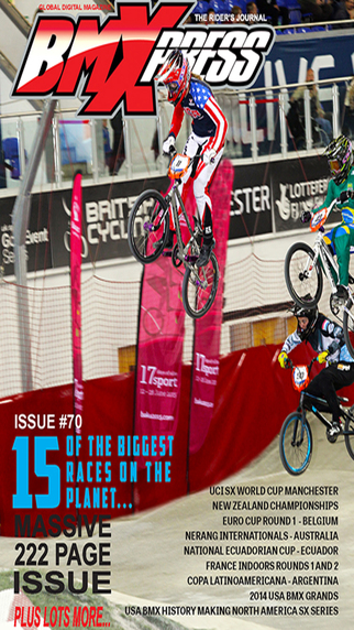 BMXPRESS GLOBAL MAGAZINE 70
