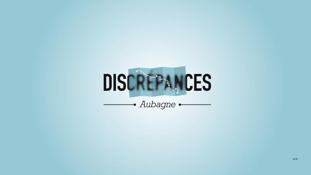 Discrépances Aubagne